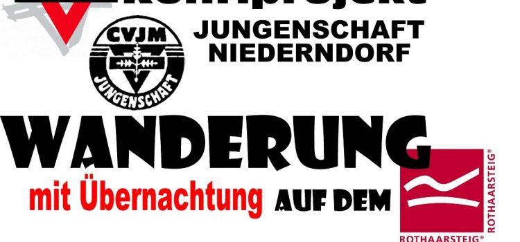 Konfiprojekt 2019 des CVJM Niederndorf