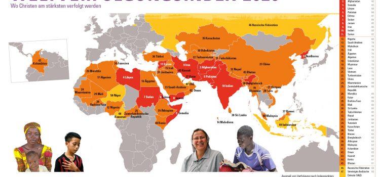 OpenDoors :: Weltverfolgungsindex 2020
