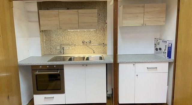 Küchenrenovierung abgeschlossen